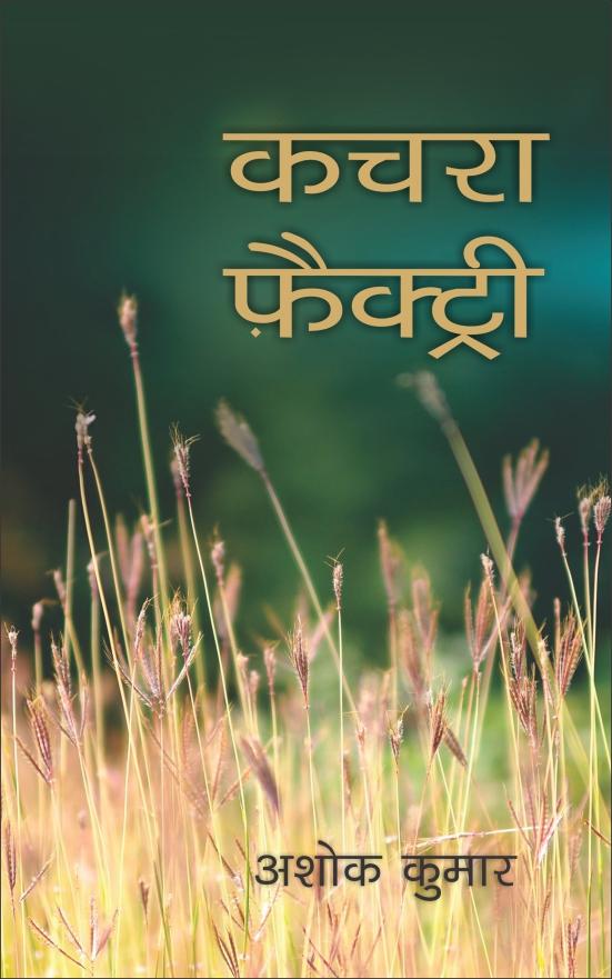 Kachra Factory (Collection of Short Stories)<br>कचरा फैक्ट्री (कहानी संग्रह)