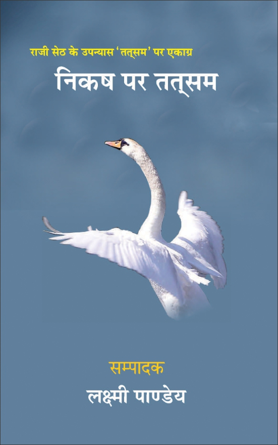 Nikash par Tatsam (Rajee Seth kai upanyas par Ekagra) <br> निकष पर तत्सम (राजी सेठ के उपन्यास पर एकाग्र)